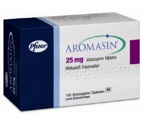 Аромазин 25 мг цена
