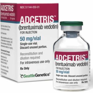 Адцетрис 50 мг