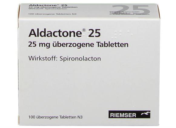 Альдактон 25 мг купить