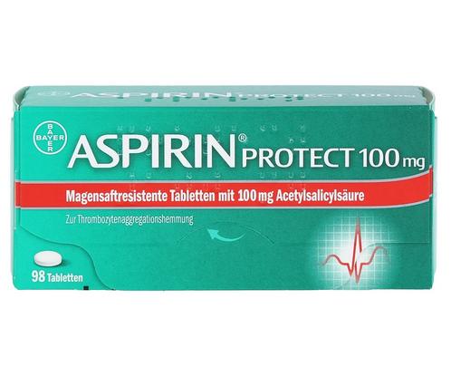 Аспирин Протект 100 мг