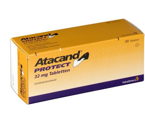 Атаканд 32 мг