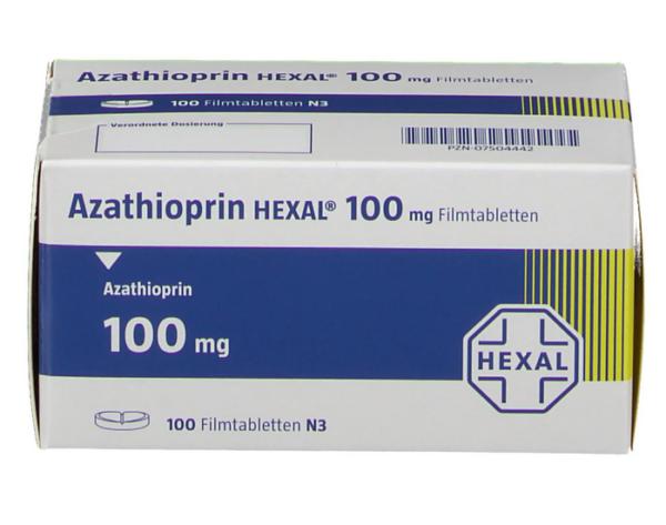 Азатиоприн 100 мг купить