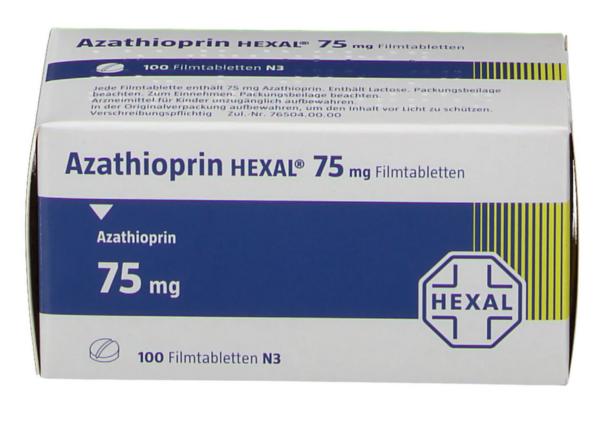 Азатиоприн 75 мг купить