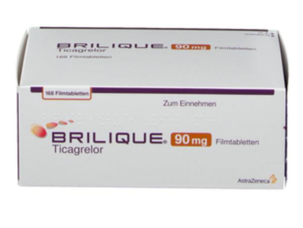 Брилинта 90 мг 1