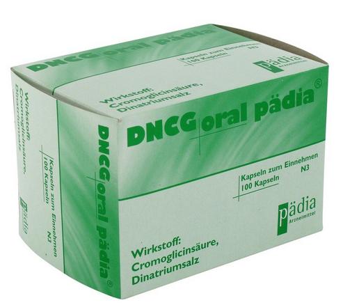 DNCG oral Pädia