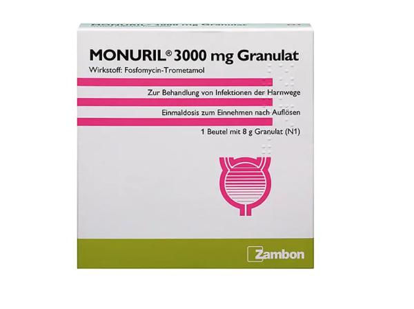 Монурал 3000 мг купить