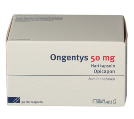Opicapone / Опикапон 1