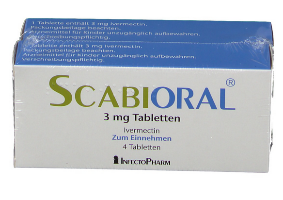 Scabioral 3 mg