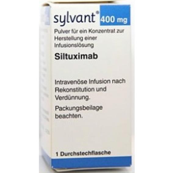 Силтуксимаб 400 мг 1