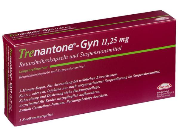 Trenantone gyn zweikammerspritze 1