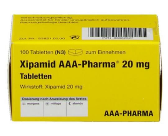 Ксипамид 20 мг купить