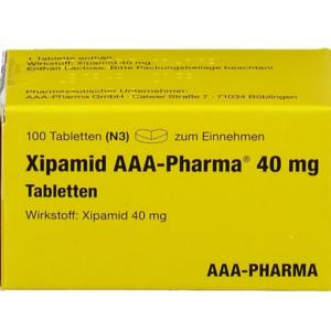 Ксипамид 40 мг купить